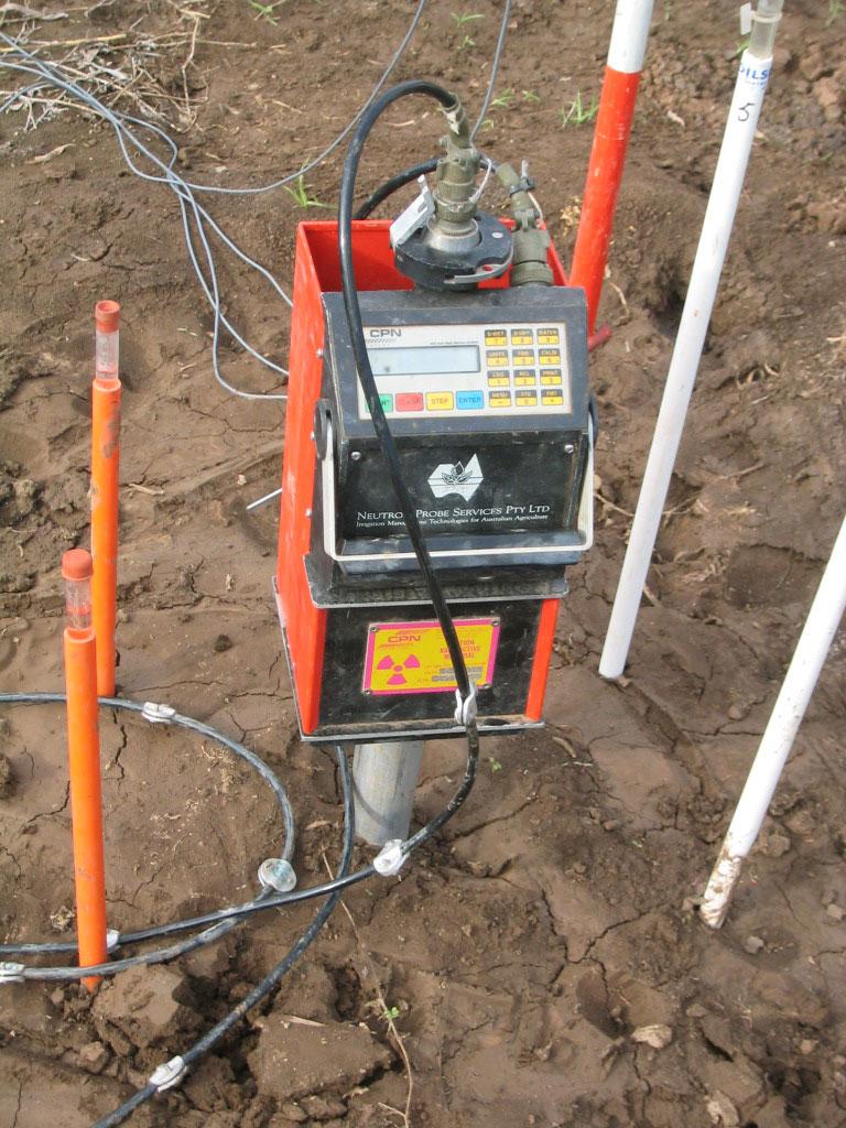 Soil moisture monitoring lodi growers for Soil moisture