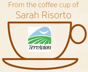 Coffee Cup Sarah