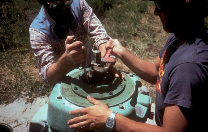 Bowl adjustment on turbine pump to improve pumping efficiency