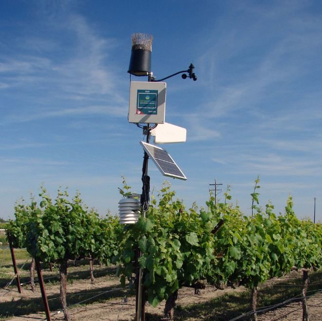 WINE COUNTRY WEATHER FORECASTING & 2020 GROWING SEASON RECAP/OUTLOOK