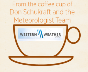 Western Weather Group Coffee Cup Icon