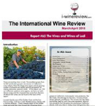 LODI AVA VINES & WINES REPORT RELEASED!