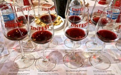 NATIONAL ZINFANDEL DAY TECHNICAL WORKSHOP TAKES A KEEN, SOBERING LOOK AT THE FUTURE OF LODI ZINFANDEL
