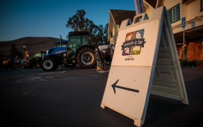 SUSTAINABLE AG EXPO & INTERNATIONAL SUSTAINABLE WINEGROWING SUMMIT – NOVEMBER 2019
