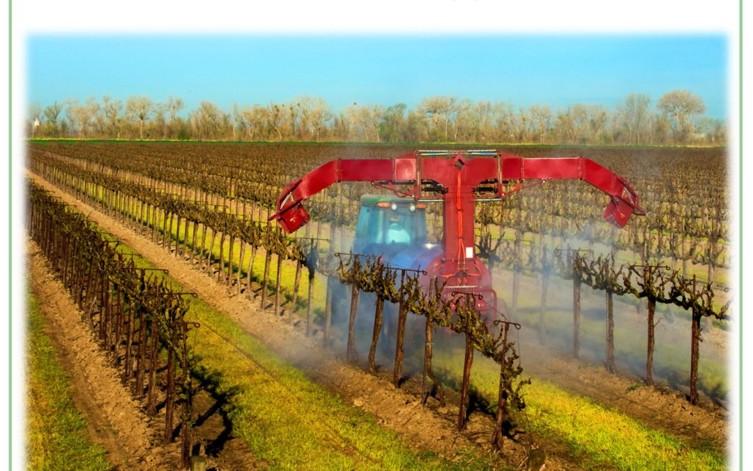 NEW SAN JOAQUIN CO. PESTICIDE HANDBOOK FOR GROWERS