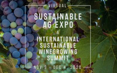 VIRTUAL SUSTAINABLE AG EXPO – NOVEMBER 2020