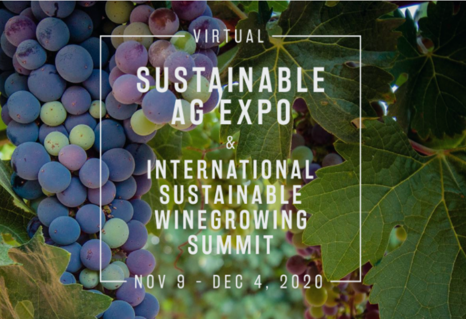 VIRTUAL SUSTAINABLE AG EXPO – NOVEMBER 2020