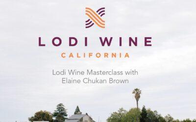 LODI WINE MASTERCLASS