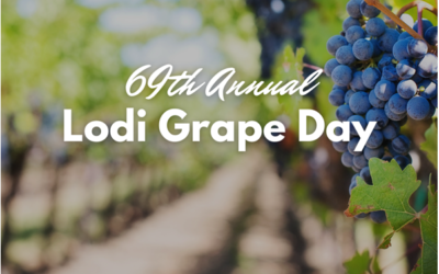 2021 LODI GRAPE DAY AGENDA ANNOUNCED