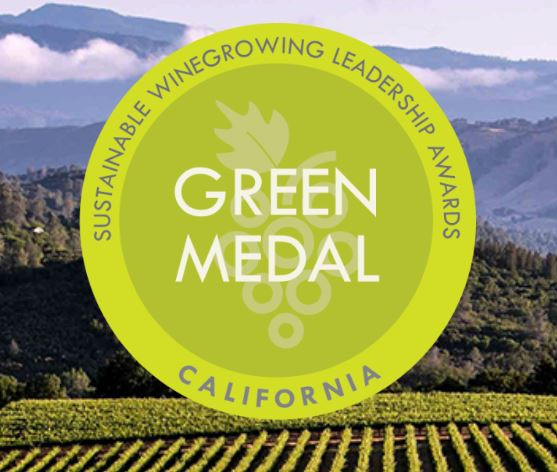 WINNERS ANNOUNCED FOR 7TH ANNUAL CA GREEN MEDAL AWARDS